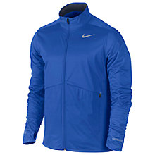 Buy Nike Element Shield Full-Zip Running Jacket, Hyper Cobalt Online at johnlewis.com