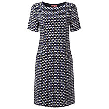 Buy White Stuff Sharpen Dress, French Navy Online at johnlewis.com