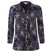 Buy White Stuff Romanie Cotton Shirt, Griffin Online at johnlewis.com