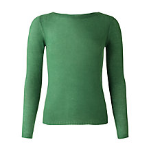 Buy Jigsaw Cashmere Sheer Knit Sweater Online at johnlewis.com
