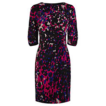 Buy Coast Rivy Print Dress, Multi Online at johnlewis.com