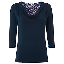 Buy White Stuff Plain Busy Liz Top, Griffin Teal Online at johnlewis.com