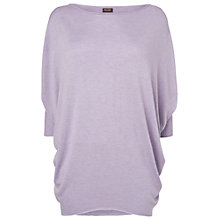Buy Phase Eight Becca Batwing Jumper, Foxglove Online at johnlewis.com