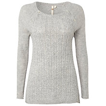 Buy White Stuff Farthing Jumper, Grey Online at johnlewis.com