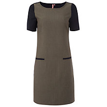 Buy White Stuff Pen Pot Dress, Rubber Grey Online at johnlewis.com