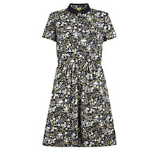 Buy NW3 by Hobbs Lana Dress, Black Multi Online at johnlewis.com