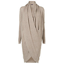 Buy Phase Eight Tamzin Twist Tunic, Oatmeal Online at johnlewis.com