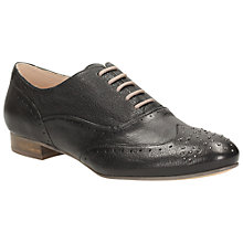 Buy Clarks Ennis Willow Leather Lace Up Brogues Online at johnlewis.com