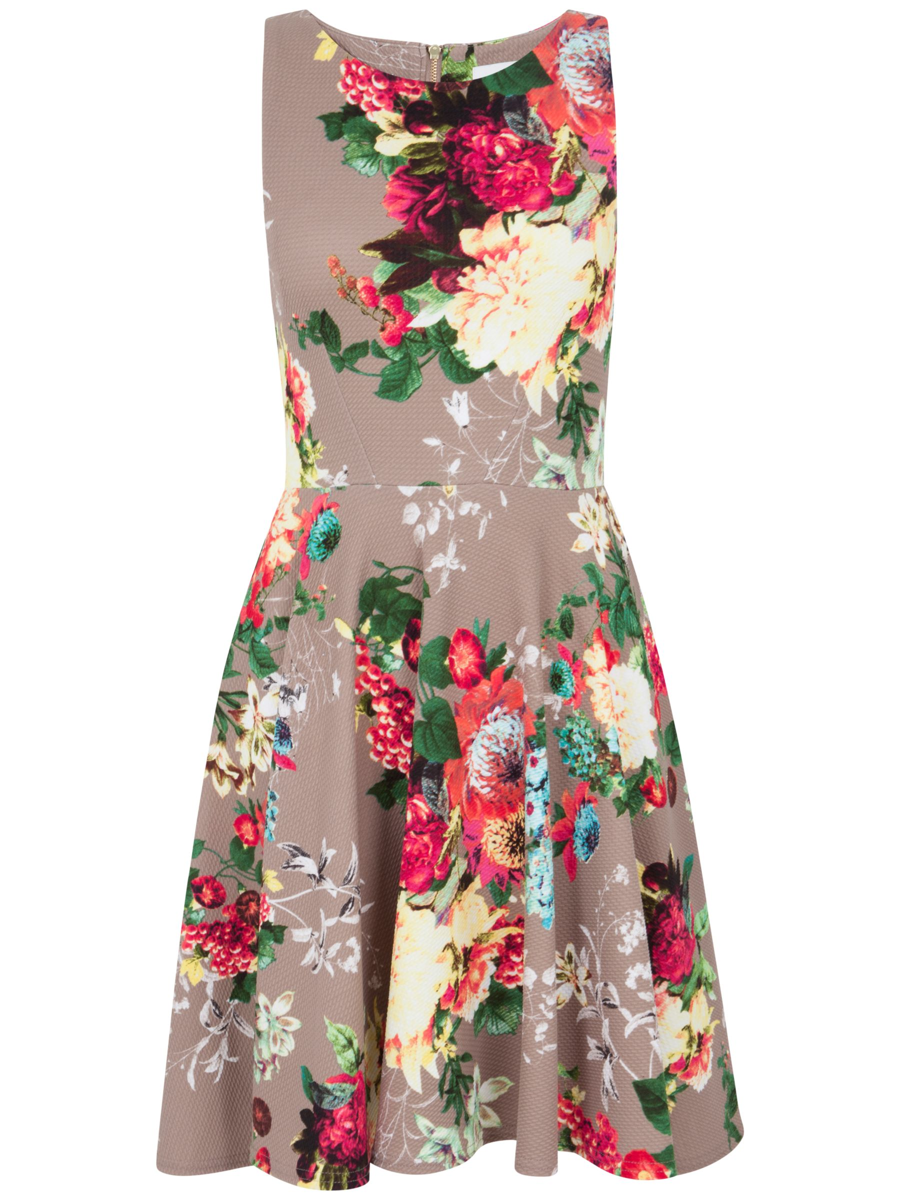 closet floral cut away dress multi, closet, floral, cut, away, dress, multi, 8|12|16|14|10, women, womens dresses, gifts, wedding, wedding clothing, female guests, 1679228
