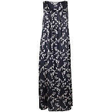 Buy Cyberjammies Sarah Print Nightdress, Black / White Online at johnlewis.com