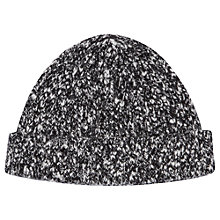 Buy Aquascutum Ottly Knitted Wool Hat, One Size Online at johnlewis.com