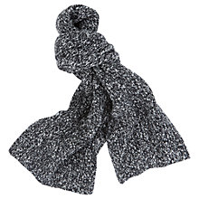 Buy Aquascutum Otter Knitted Scarf Online at johnlewis.com