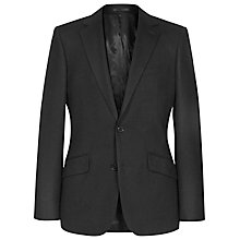 Buy Reiss Ripple Textural Wool Blazer, Black Online at johnlewis.com