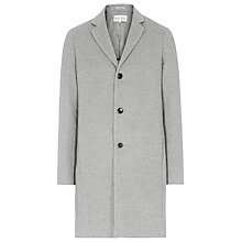 Buy Reiss Genesis Bluff Detail Epsom Coat Online at johnlewis.com