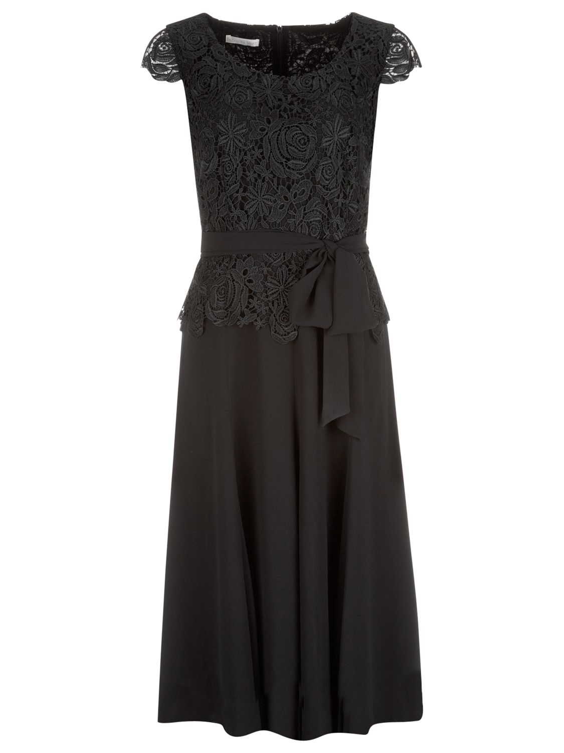 jacques vert lace fit and flare dress black, jacques, vert, lace, fit, flare, dress, black, jacques vert, 12|22|10, clearance, womenswear offers, womens dresses offers, women, plus size, special offers, inactive womenswear, new reductions, party outfits, lace dress, womens dresses, 1675162