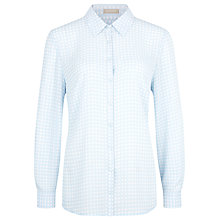 Buy Planet Spotted Blouse, Multi Light Online at johnlewis.com