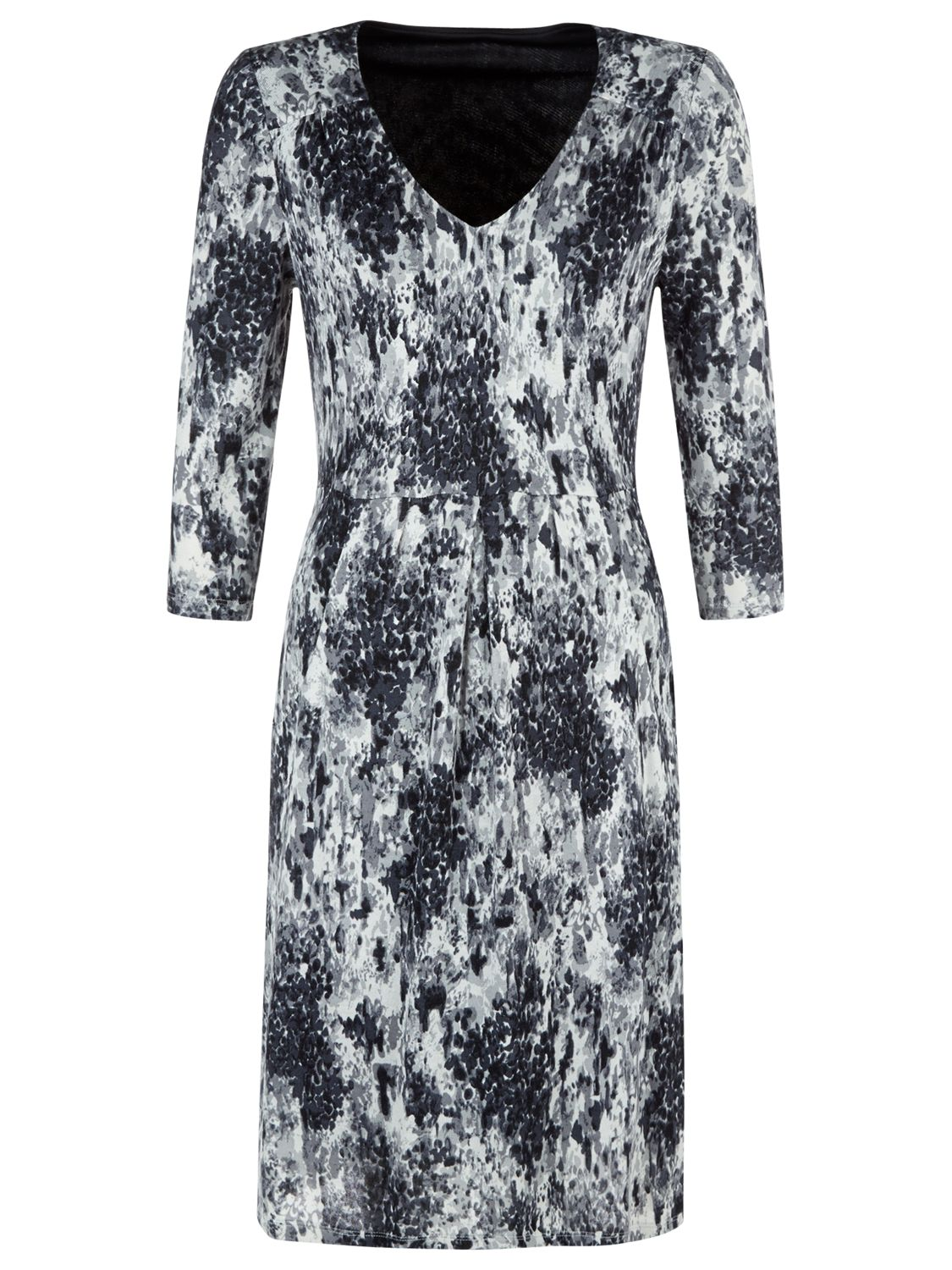 kaliko vintage floral dress multi grey, kaliko, vintage, floral, dress, multi, grey, 18|8, clearance, womenswear offers, womens dresses offers, special offers, 20% off selected kaliko, women, inactive womenswear, new reductions, womens dresses, sep 14 - winterflora, 1677242