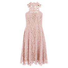 Buy Coast Lulla Lace Dress, Dusky Pink Online at johnlewis.com
