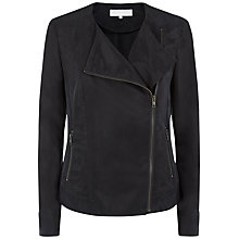 Buy Fenn Wright Manson Isabella Cupro Jacket, Black Online at johnlewis.com