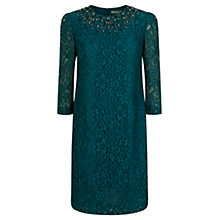 Buy Fenn Wright Manson Rihan Dress, Teal Online at johnlewis.com