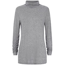 Buy Fenn Wright Manson Lanie Top, Grey Marl Online at johnlewis.com