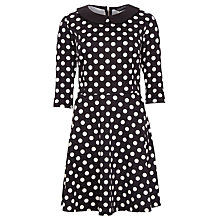 Buy Sugarhill Boutique Sylvia Dress, Black / White Online at johnlewis.com
