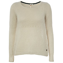 Buy White Stuff Peony Jumper, Moonshine Online at johnlewis.com