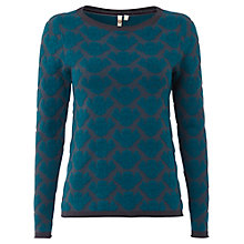 Buy White Stuff Nightfall Jumper, Hummingbird Online at johnlewis.com