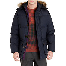Buy Ted Baker Amorie Down Hooded Parka Coat Online at johnlewis.com