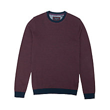 Buy Ted Baker Hyro Stripe Crew Neck Jumper Online at johnlewis.com