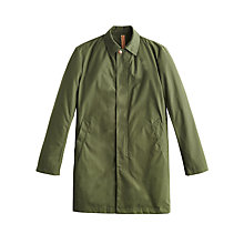 Buy Private White V.C. Unlined Ventile Mac, Olive Online at johnlewis.com