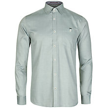 Buy Ted Baker Rueloff Oxford Dobby Shirt Online at johnlewis.com