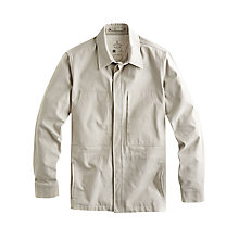 Buy Private White V.C. Mechanic Overshirt Online at johnlewis.com