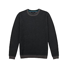 Buy Ted Baker Pinvin Stitch Detail Jumper Online at johnlewis.com