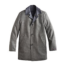 Buy Private White V.C. Lowry Reversible Mac, Grey Online at johnlewis.com