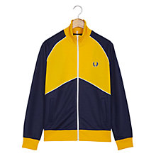 Buy Fred Perry Chevron Track Jacket Online at johnlewis.com