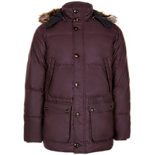 Buy Ted Baker Amorie Coat Online at johnlewis.com