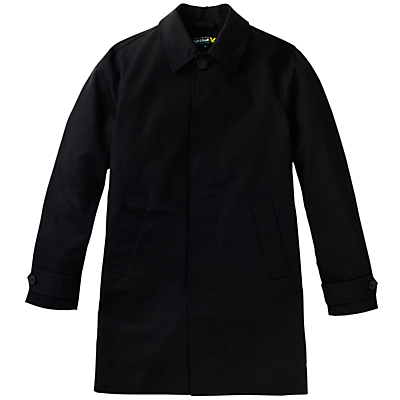 Lyle & Scott Cotton Mac True Black