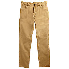 Buy Private White V.C. Goodwood Worksuit Trousers, Tan Online at johnlewis.com