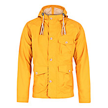 Buy HYMN Donald Hooded Jacket, Mustard Online at johnlewis.com