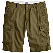 Buy Joules Croft Cargo Shorts, Green Online at johnlewis.com