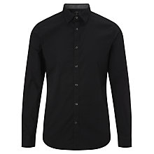 Buy Diesel S-Toki Long Sleeve Shirt, Black Online at johnlewis.com