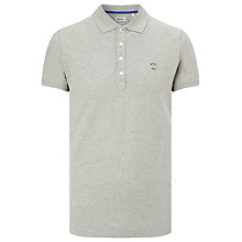 Buy Diesel T-Yahei Polo Shirt, Grey Online at johnlewis.com