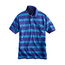 Buy Joules Filbert Block Stripe Polo Shirt Online at johnlewis.com