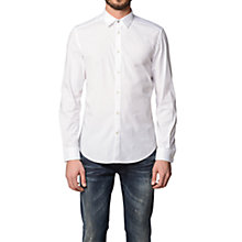 Buy Diesel S-Toki Shirt, White Online at johnlewis.com