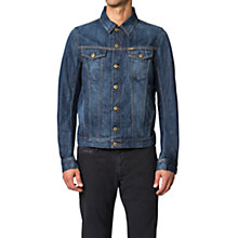 Buy Diesel Elshar-E Denim Jacket, Denim Online at johnlewis.com