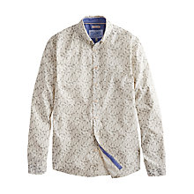 Buy Joules Talbort Vegetable Print Shirt, Cream Online at johnlewis.com