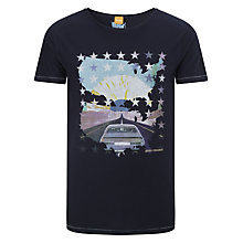 Buy BOSS Orange Twig 6 Printed T-Shirt Online at johnlewis.com