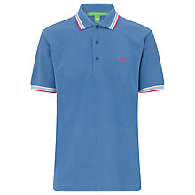 Buy BOSS Green Paddy Short Sleeve Polo Shirt Online at johnlewis.com