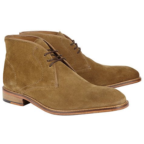 Buy John Lewis Chumbley Suede Chukka Boots Online at johnlewis.com